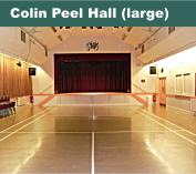 Colin Peel Hall